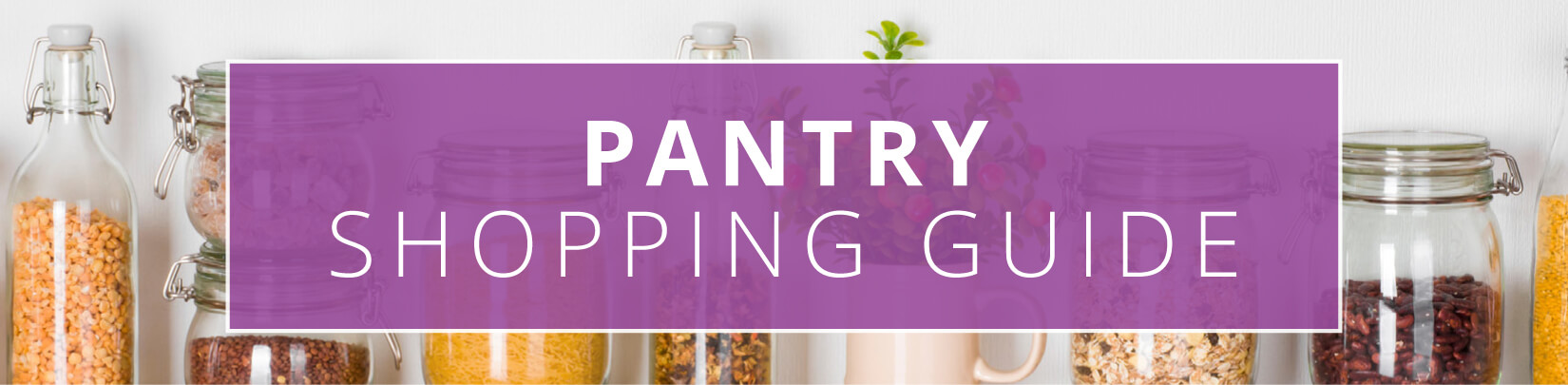 How to be Healthy Through This Pantry Transformation Makeover