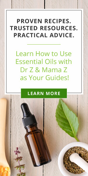 Join the Essential Oils Club with Dr Z & Mama Z