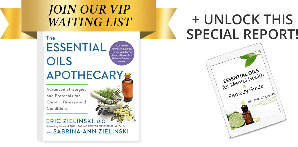 Join Our Waiting list + Unlock My Essential Oils for Mental Health & Remedy Guide