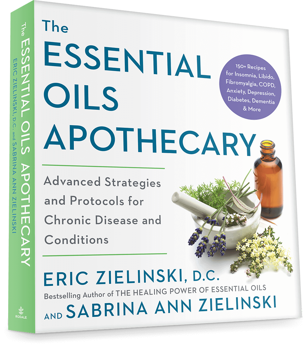 The Essential Oils Apothecary Book